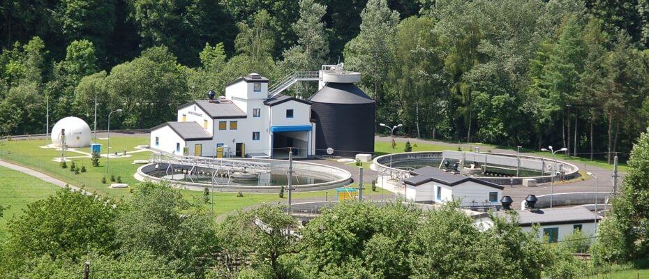 Gebäude Wasserverband